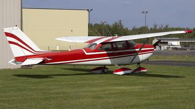 N46201 - Cessna 172I Skyhawk - Private