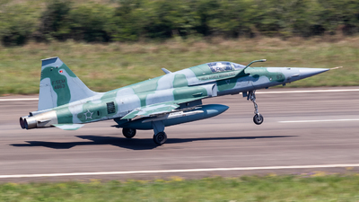 FAB4863 - Northrop F-5EM Tiger II - Brazil - Air Force