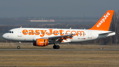 A picture of HBJYB - Airbus A319111 - [4837] - © TAmas