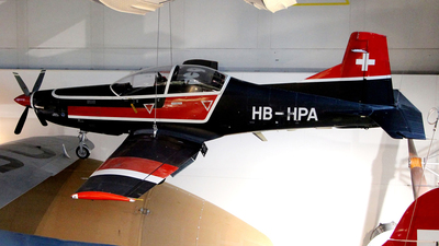 HB-HPA - Pilatus PC-9 - Private