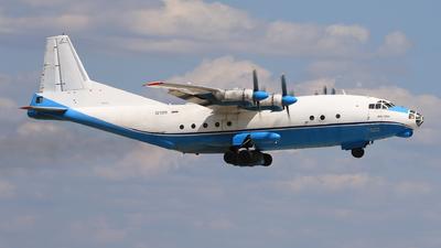 12195 - Antonov An-12BK - SibNIA Airlines