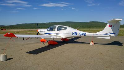 HB-SPK - Diamond DA-40 Diamond Star - Private