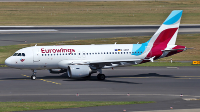 D-ABGM - Airbus A319-112 - Eurowings