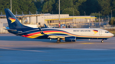 G-NPTB - Boeing 737-83N(BCF) - West Atlantic Airlines