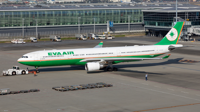 B-16335 - Airbus A330-302 - Eva Air
