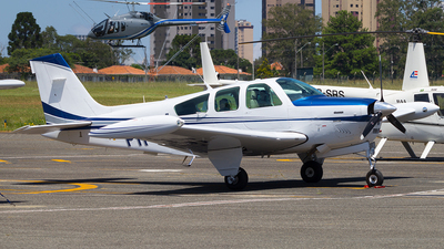 PR-GBL - Beechcraft F33A Bonanza - Private