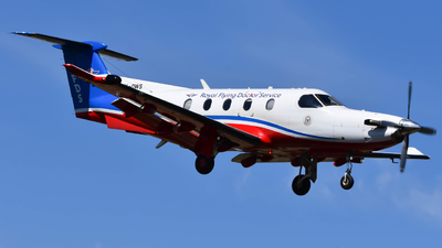 VH-OWS - Pilatus PC-12/47E - Royal Flying Doctor Service of Australia (Western Operations)