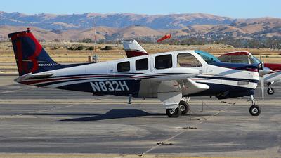 N832H - Beechcraft A36 Bonanza - Private