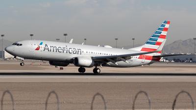 A picture of N970NN - Boeing 737823 - American Airlines - © Felipe Garcia