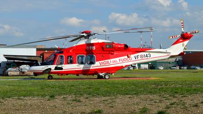 A picture of VF143 - Leonardo AW139 - [31877] - © Donato Bolelli