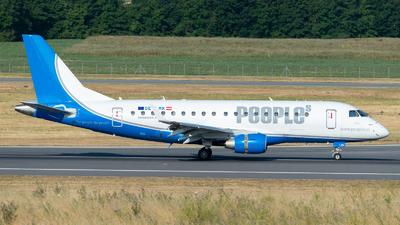 OE-LMK - Embraer 170-100STD - People's Viennaline