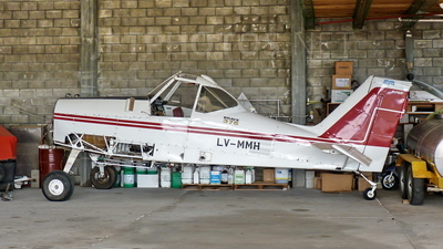 LV-MMH - Piper PA-36-375 Brave - Private