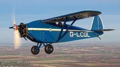 G-LCGL - Comper CLA7 Swift Replica - Private
