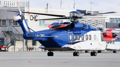 A picture of LNONU - Sikorsky S92A - Bristow Helicopters - © R.Rimestad