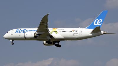 A picture of ECMLT - Boeing 7878 Dreamliner - Air Europa - © Simone Previdi