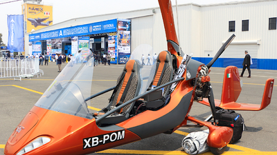XB-POM - AutoGyro Europe MTOsport - Private