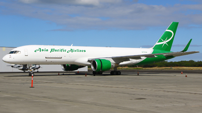 N757QM - Boeing 757-29J(SF) - Asia Pacific Airlines