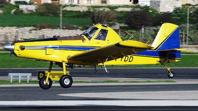 C-FYDD - Air Tractor AT-504 - Private