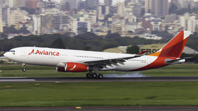 PR-OCG - Airbus A330-243 - Avianca Brasil