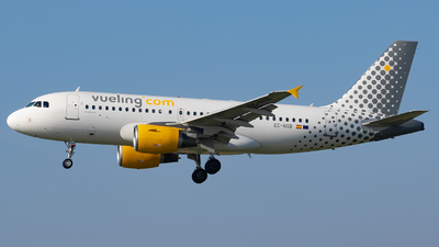 EC-NGB - Airbus A319-111 - Vueling