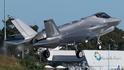 A35-030 - Lockheed Martin F-35A Lightning II - Australia - Royal Australian Air Force (RAAF)