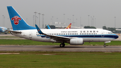 B-5275 - Boeing 737-71B - China Southern Airlines