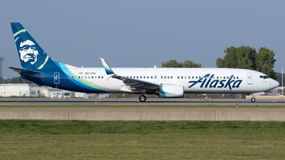 N277AK - Boeing 737-990ER - Alaska Airlines