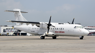 S2-AHI - ATR 42-300(QC) - Hello Airlines Ltd