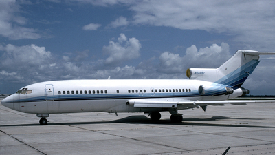 N109HT - Boeing 727-21 - Private