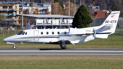 OE-GTS - Cessna 560XL Citation Excel - Porsche Air Service