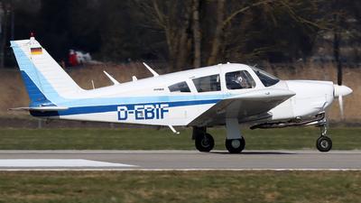A picture of DEBIF - Piper PA28R200 - [28R7135194] - © Eddie Heisterkamp