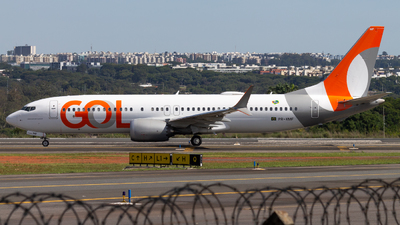A picture of PRXMF - Boeing 737 MAX 8 - GOL Linhas Aereas - © DeltaFox Spotter