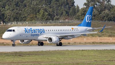 EC-KXD - Embraer 190-200LR - Air Europa Express