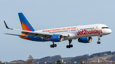 A picture of GLSAC - Boeing 75723A - Jet2 - © Michael Baumert