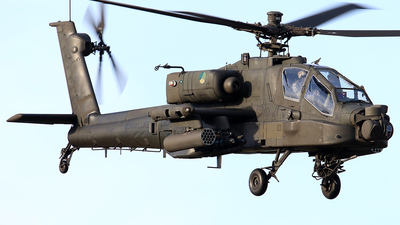 Q-23 - Boeing AH-64D Apache - Netherlands - Royal Air Force