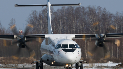 VQ-BLM - ATR 72-212A(500) - UTair Aviation