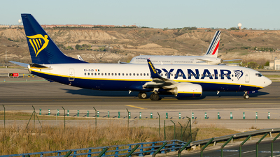 EI-GJD - Boeing 737-8AS - Ryanair