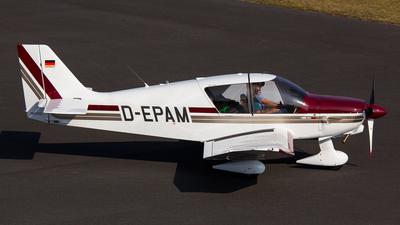 D-EPAM - Robin DR400/135cdi Ecoflyer - Private