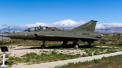N166TP - Saab TF-35 Draken - Private