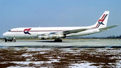 9G-MKF - Douglas DC-8-55(F) - MK Airlines
