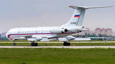 A picture of RA65992 - Tupolev Tu134AK -  - © Alexander Lebedev
