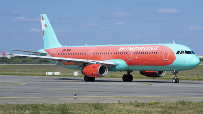 A picture of URWRI - Airbus A321231 - Windrose Airlines - © ukbb.planespotter