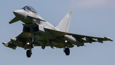 ZK439 - Eurofighter Typhoon FGR.4 - United Kingdom - Royal Air Force (RAF)