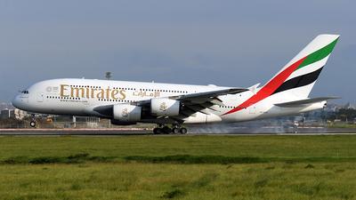 A6-EVA - Airbus A380-842 - Emirates