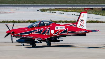 A picture of HBHWG - Pilatus PC21 -  - © Enzo Gattullo - Plane Spotters Bari