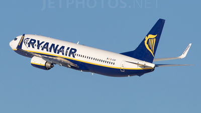 EI-ENP - Boeing 737-8AS - Ryanair