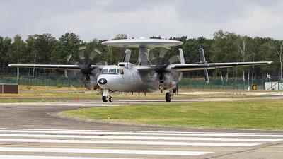 165455 - Grumman E-2C Hawkeye - France - Navy