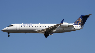N479CA - Bombardier CRJ-200ER - United Express (SkyWest Airlines)