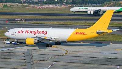 B-LDA - Airbus A300F4-605R - Air Hong Kong