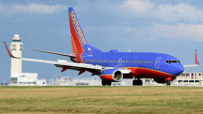 N7726A - Boeing 737-7BD - Southwest Airlines